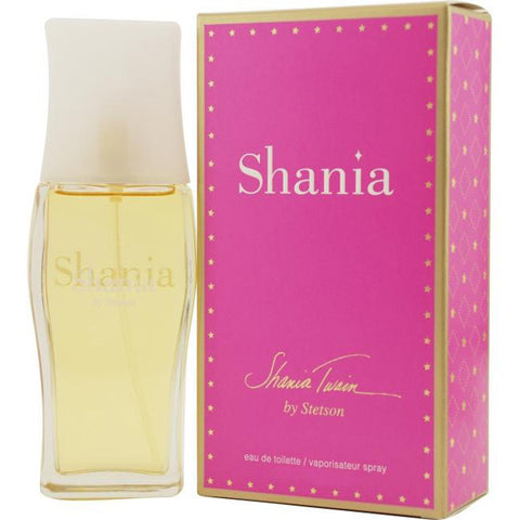 Shania by Stetson - Luxury Perfumes Inc. -