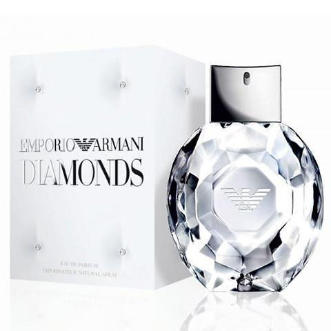 Emporio Diamonds by Giorgio Armani - Luxury Perfumes Inc. -