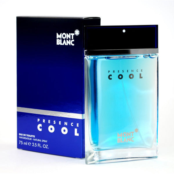 Presence Cool by Mont Blanc - Luxury Perfumes Inc. -