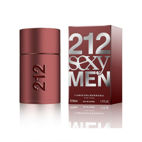 212 Men Sexy by Carolina Herrera - Luxury Perfumes Inc. -