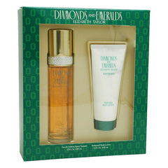 Diamonds & Emeralds Gift Set by Elizabeth Taylor - Luxury Perfumes Inc. -