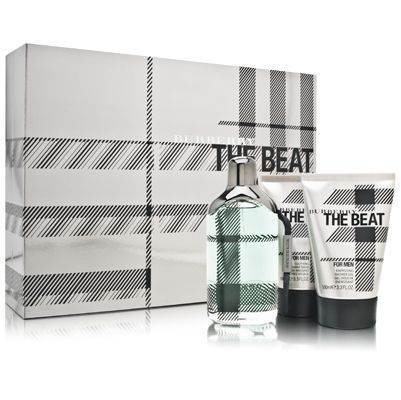 The Beat Gift Set by Burberry - Luxury Perfumes Inc. -