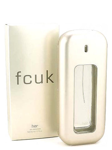 FCUK by Fcuk - Luxury Perfumes Inc. -