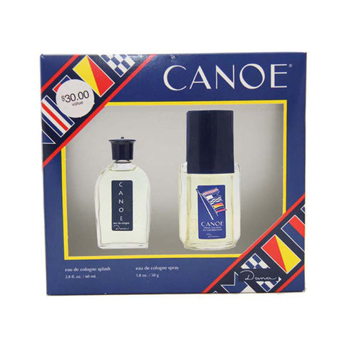Canoe Gift Set by Dana - Luxury Perfumes Inc. -
