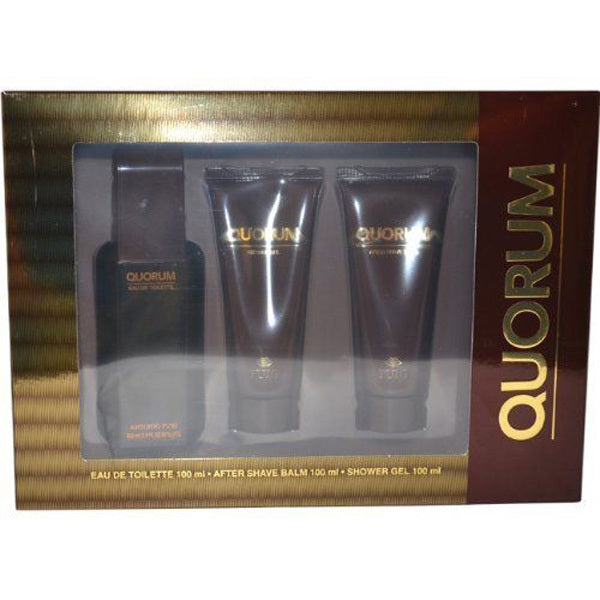 Quorum Gift Set by Antonio Puig - Luxury Perfumes Inc. -