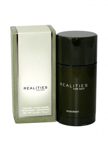 Realities Men Deodorant by Liz Claiborne - Luxury Perfumes Inc. -