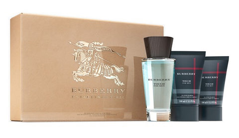 Burberry Touch Gift Set by Burberry - Luxury Perfumes Inc. -