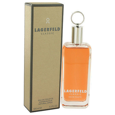 Lagerfeld Classic by Karl Lagerfeld - Luxury Perfumes Inc. -