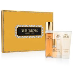 White Diamonds Gift Set by Elizabeth Taylor - Luxury Perfumes Inc. -