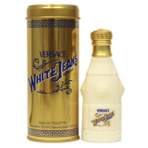 White Jeans by Versace - Luxury Perfumes Inc. -