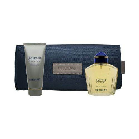 Jaipur Homme Gift Set by Boucheron - Luxury Perfumes Inc. -
