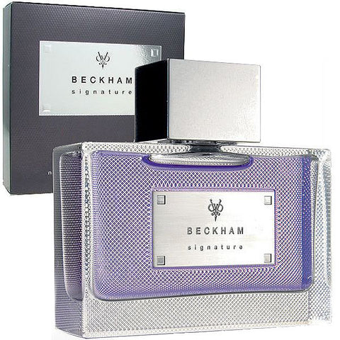 David Beckham Signature for Him by David Beckham - Luxury Perfumes Inc. -