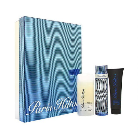 Paris Hilton Man Gift Set by Paris Hilton - Luxury Perfumes Inc. -