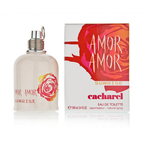 Amor Amor Sunrise by Cacharel - Luxury Perfumes Inc. -