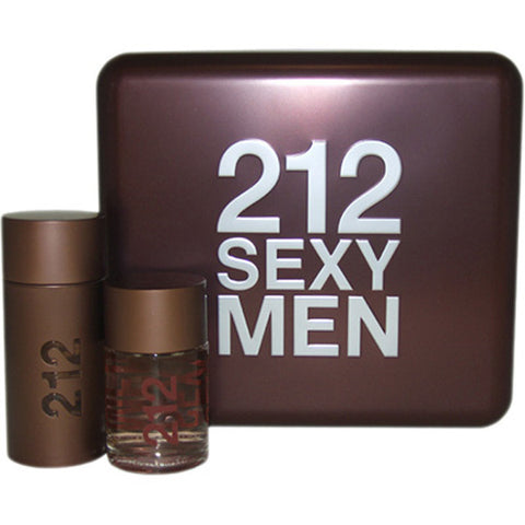 212 Men Sexy Gift Set by Carolina Herrera - Luxury Perfumes Inc. -