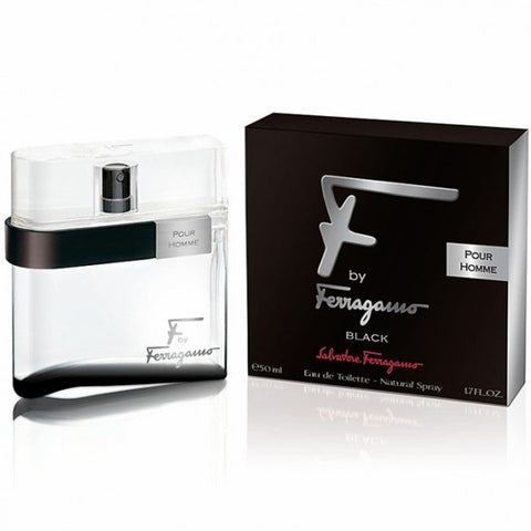 Ferragamo F Black by Salvatore Ferragamo - Luxury Perfumes Inc. -