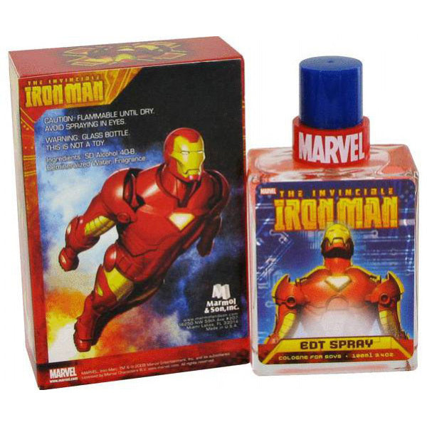 Kids Iron Man by Marvel - Luxury Perfumes Inc. -