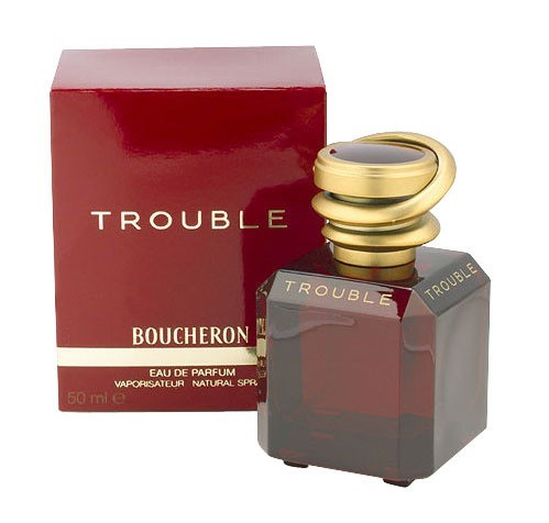 Trouble by Boucheron - Luxury Perfumes Inc. -