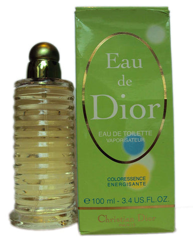 Eau de Dior Energizing by Christian Dior