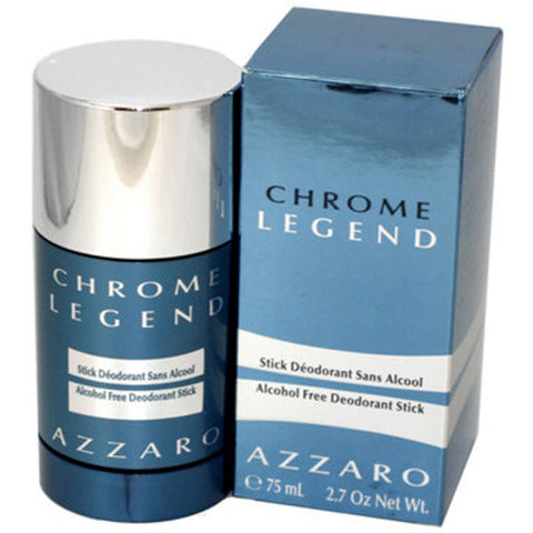 Chrome Legend Deodorant by Azzaro - Luxury Perfumes Inc. -