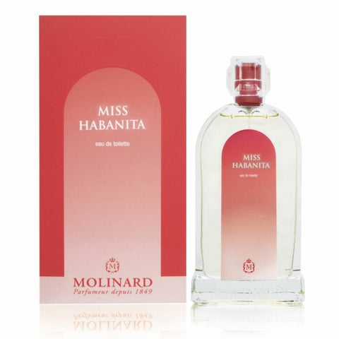 Miss Habanita by Molinard - Luxury Perfumes Inc. -