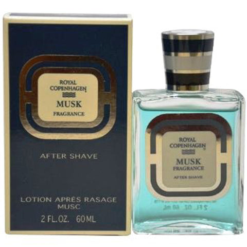 Royal Copenhagen Musk After Shave by Royal Copenhagen - Luxury Perfumes Inc. -