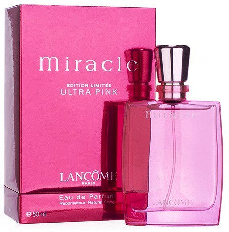 Miracle Ultra Pink by Lancome - Luxury Perfumes Inc. -