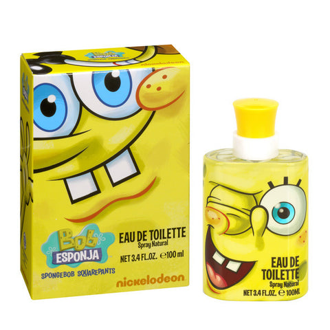 SpongeBob Squarepants by Nickelodeon - Luxury Perfumes Inc. -