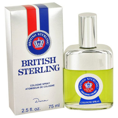 British Sterling by Dana