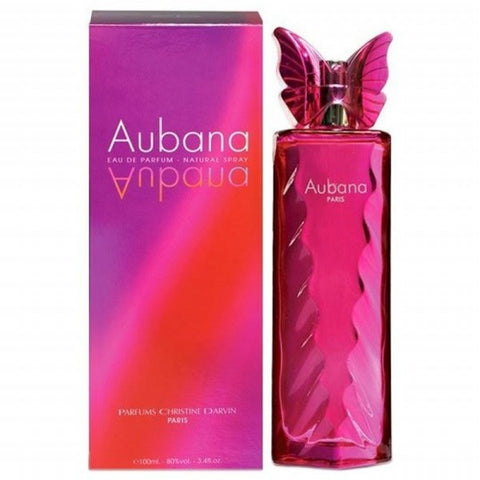 Aubana by Christine Darvin - Luxury Perfumes Inc. -