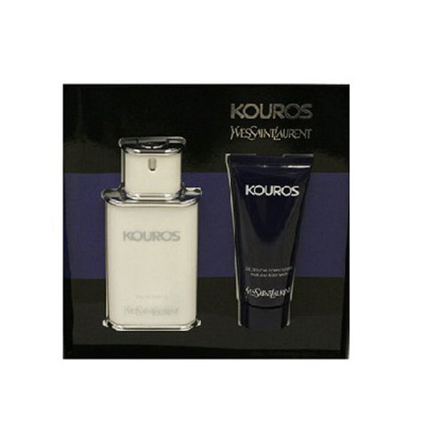 Kouros Gift Set by Yves Saint Laurent - Luxury Perfumes Inc. -
