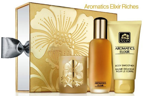 Aromatics Elixir Gift Set by Clinique - Luxury Perfumes Inc. -