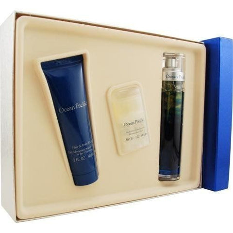 Ocean Pacific Perfume Gift Set by Ocean Pacific - Luxury Perfumes Inc. -