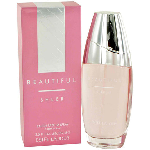 Beautiful Sheer by Estee Lauder - Luxury Perfumes Inc. -
