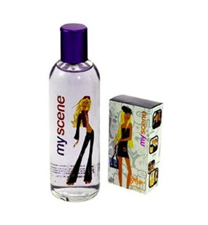 My Scene Barbie by Mattel - Luxury Perfumes Inc. -