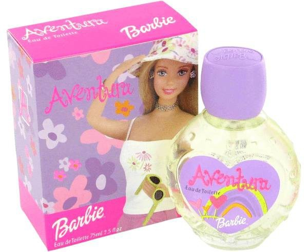 Barbie Aventura Gift Set by Barbie - Luxury Perfumes Inc. -
