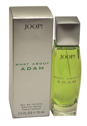 Joop! What About Adam After Shave by Joop! - Luxury Perfumes Inc. -