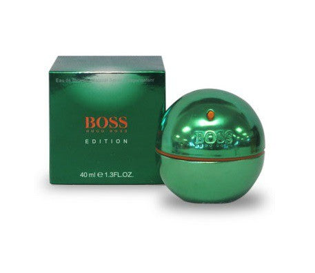 Boss In Motion Green by Hugo Boss