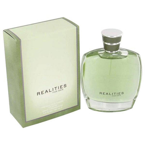 Realities Men by Liz Claiborne - Luxury Perfumes Inc. -