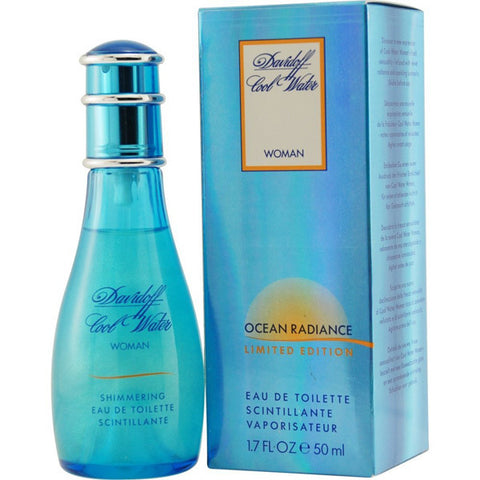Cool Water Ocean Radiance by Davidoff - Luxury Perfumes Inc. -