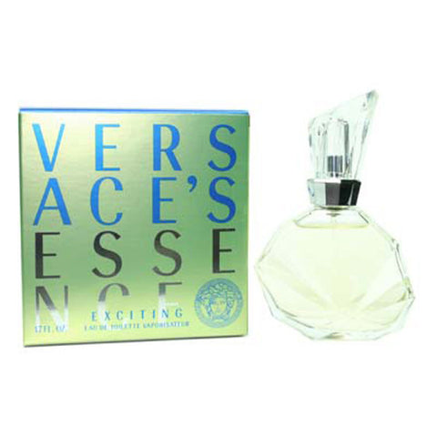 Essence Exciting by Versace - Luxury Perfumes Inc. -