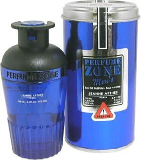 Perfume Zone Men by Jeanne Arthes - Luxury Perfumes Inc. -