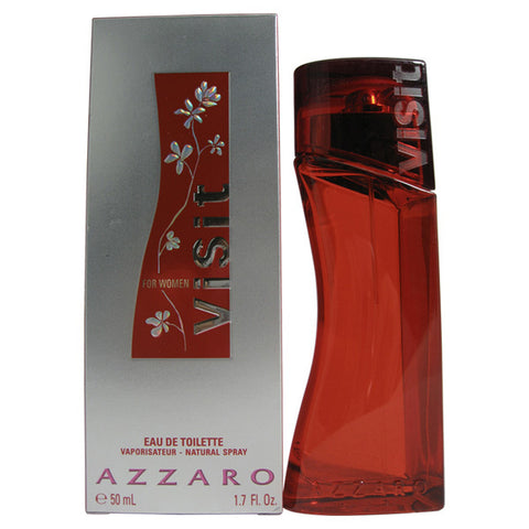 Visit by Azzaro - Luxury Perfumes Inc. -