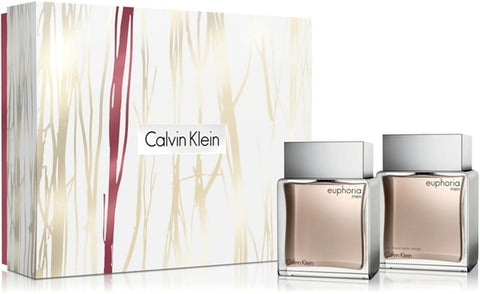 Euphoria Men Gift Set by Calvin Klein - Luxury Perfumes Inc. -