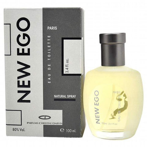 New Ego by Christine Darvin - Luxury Perfumes Inc. -
