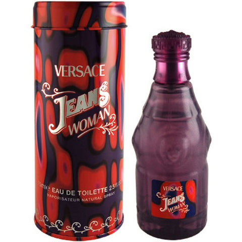 Versace Jeans Woman by Versace - Luxury Perfumes Inc. -