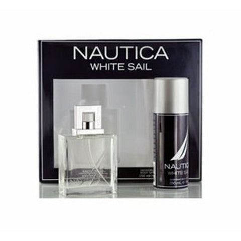White Sail Gift Set by Nautica - Luxury Perfumes Inc. -