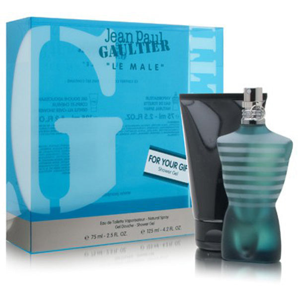 Le Male Gift Set by Jean Paul Gaultier - Luxury Perfumes Inc. -