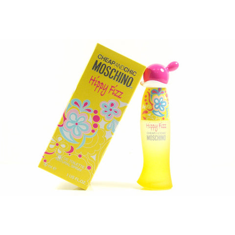 Cheap Chic Hippy Fizz by Moschino - Luxury Perfumes Inc. -