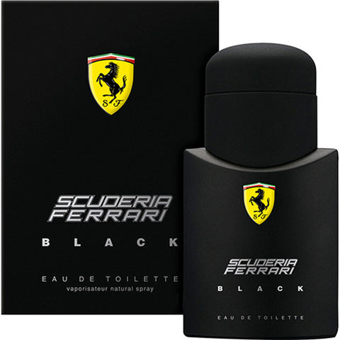 Scuderia Ferrari Black by Ferrari - Luxury Perfumes Inc. -